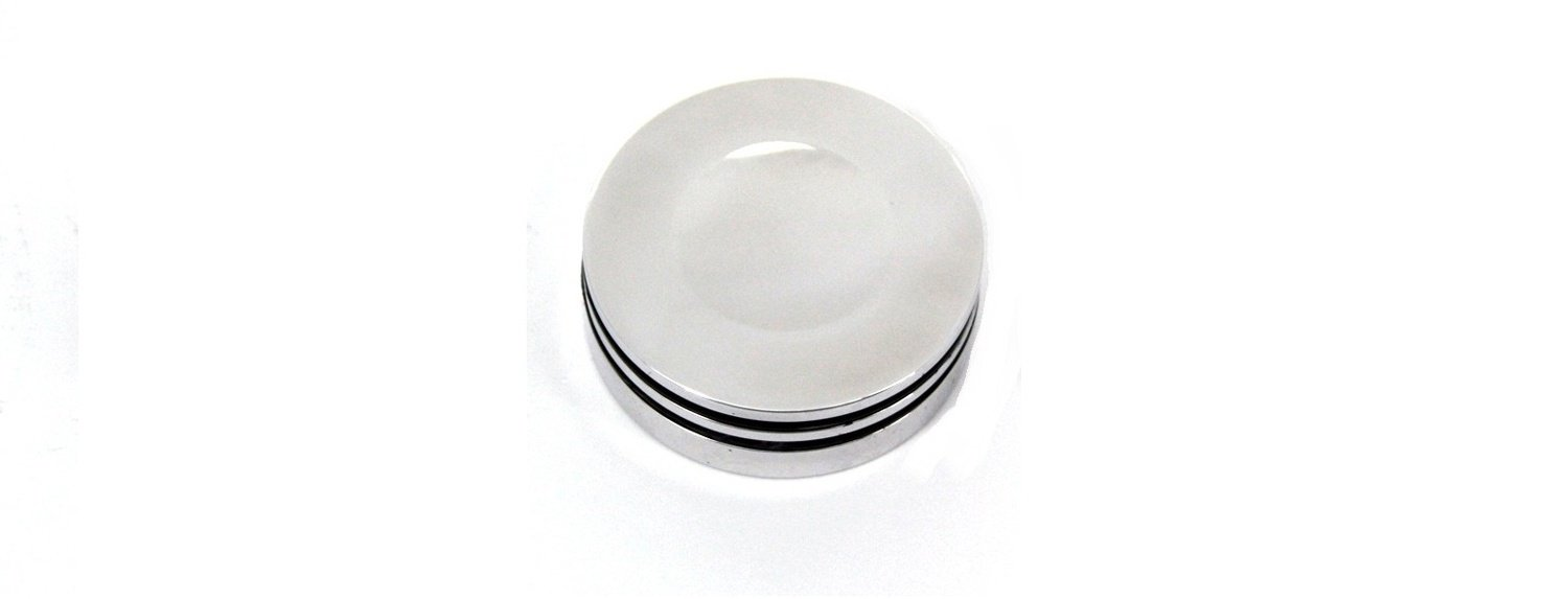 All Sales 5408R Interior 4WD Dash Knob with O-Ring