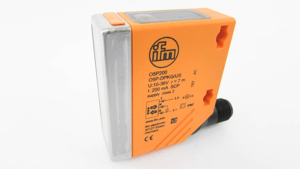 IFM 05P200 I:200mA U:10-36V Efector200 Photoelectric Sensor 05P-DPKG/US100: Amazon.com: Industrial & Scientific