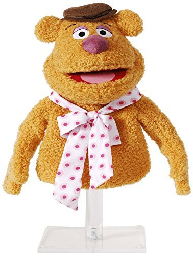 (Madame Alexander Fozzie Bear Muppet Hand Puppet by Madame Alexander )