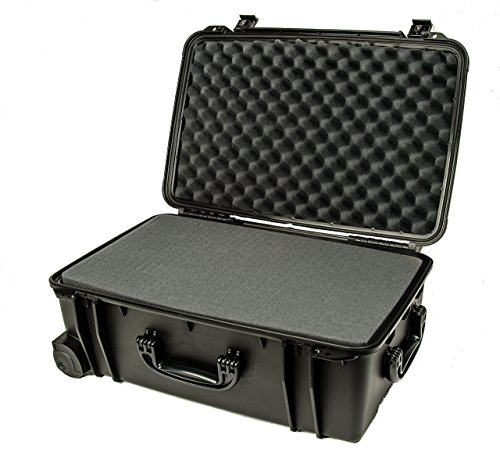 Wheeled Equipment Case (Seahorse 920F Protective Wheeled Case with Foam)