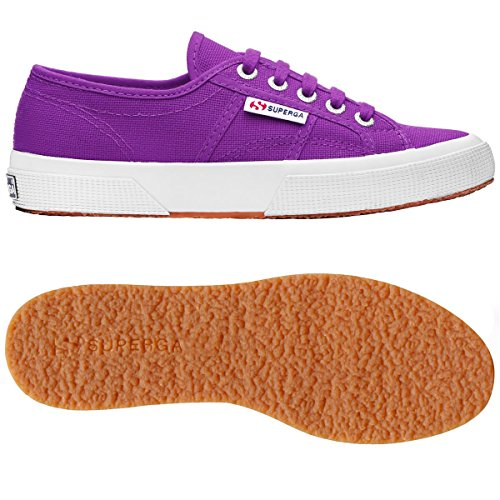 Superga Top VIOLET 2750 BRIGHT Low Animalnetw Women's Sneakers rZnr1wC6W