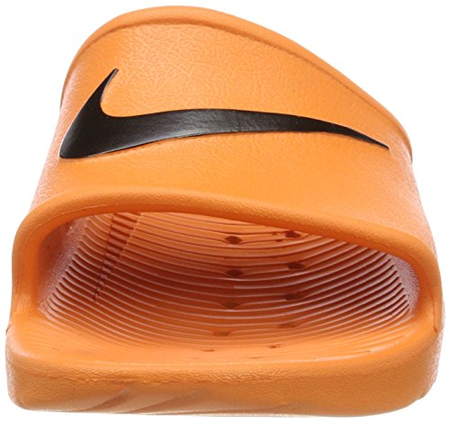 001 Multicolore Homme black Orange Nike Sneakers Basses Kawa solar Orange solar Shower XRTPZ