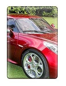 High Impact Dirt/shock Proof Case Cover For Ipad Air (4c Alfa Romeo Sport Car )