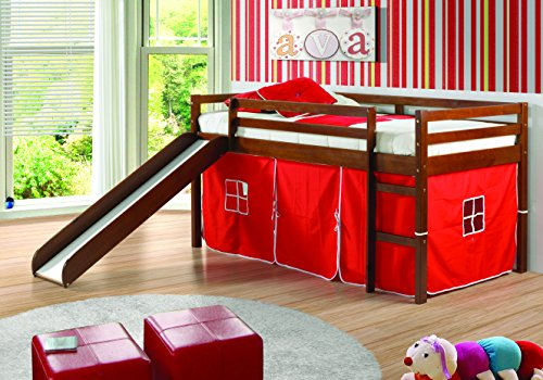 cheap bed with slide - 6