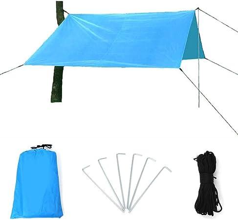 Toldo para tienda de playa, camping, playa, 3 x 4 m ...
