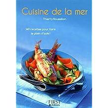 Petit livre de - Cuisine de la mer (LE PETIT LIVRE) (French Edition)