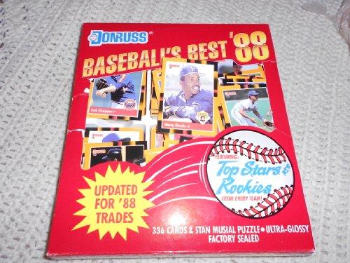 1988 Donruss Baseball's Best Baseball Card Factory Sealed Set ()