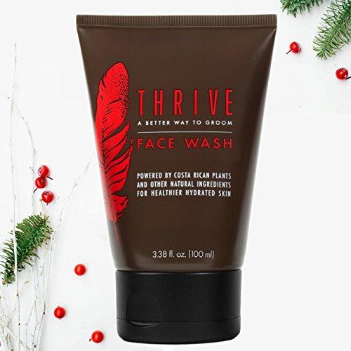 מוצר - Thrive Natural Face Wash for Men – Daily Facial ...