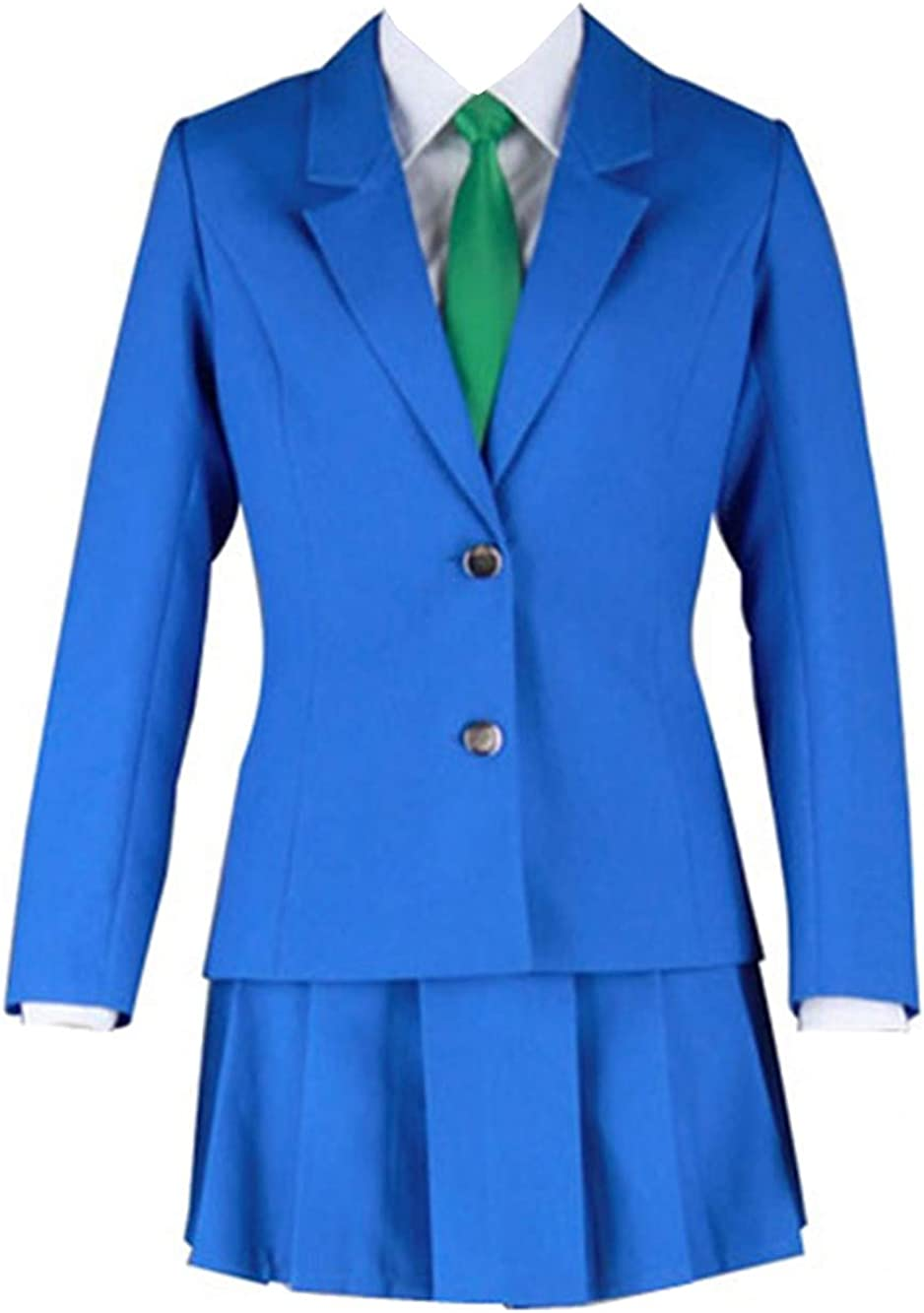 Detective Conan,Case Closed Rachel Moore Cosplay Costume Outfit Full Set+Tie