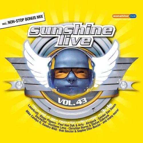 Sunshine Live Vol.43 by Zyx Music / Toptrax (ZYX)