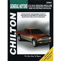GM S10/S15/Sonoma Pick-Ups 1982-93