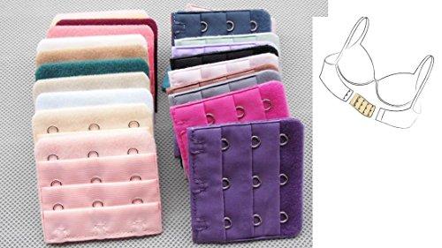 Rallonge Extension pour Soutien Gorge - 3 Crochets - Couleur 5