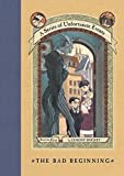 The Bad Beginning (A Series of Unfortunate Events #1) by Lemony Snicket (1999) Hardcover