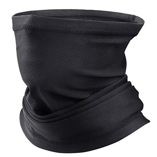 LANTIAN Schlauchschal Herren Damen Bandana UV-Schutz Sport Maske Laufen Schal Halstuch Kopftuch Loop Schal Multifunktionstuch für Laufen Fahrrad Radfahren Klettern Motorradfahren Outdoor