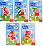 Peppa_pig Birthday Party Supplies Cake Topper