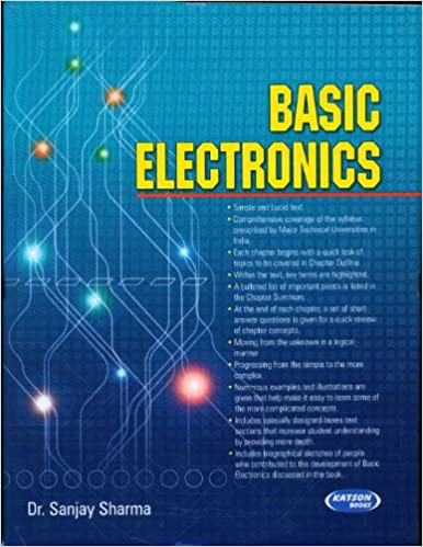 Of pdf basics electronics