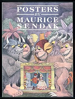 Posters By Maurice Sendak 0517563444 Book Cover