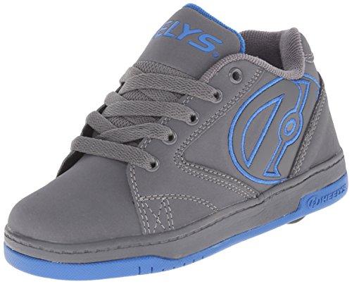 Heelys Unisex Kids' Propel 2.0 (770508) Sneakers, Grey (Grey / Royal), 3 UK