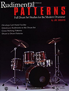 Rhythmic patterns full drum set studies for the modern drummer rudimental patterns fandeluxe Image collections