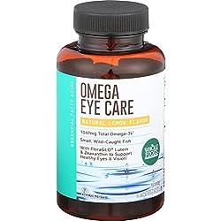 Whole Foods Market, Omega Eye Care, 60 ct