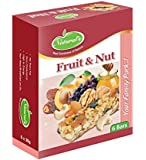 Natural's Dry Fruit Bars Fruit and Nut - 6 x 30 gms