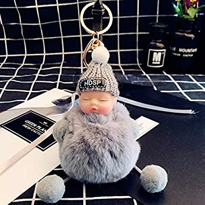 Amazon.com: Occus 2018 Sleeping Baby Doll Women Fluffy ...