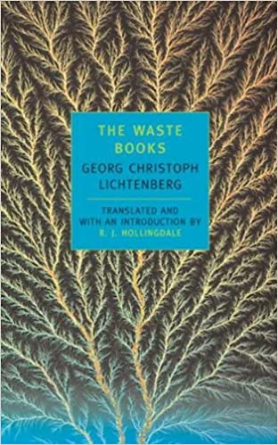 Book The Waste Books [ THE WASTE BOOKS BY Lichtenberg, Georg Christoph ( Author ) Sep-30-2000