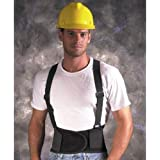 Valeo ® VEL Industrial Back Support With Detachable Suspenders - X-Large - VP4690XL