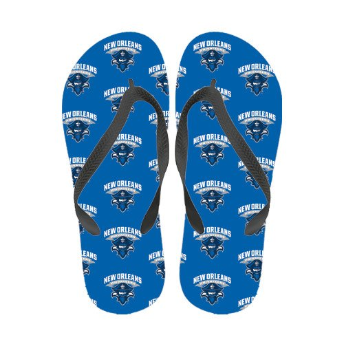 New Orleans Full Farge Flip Flops Primære Mark