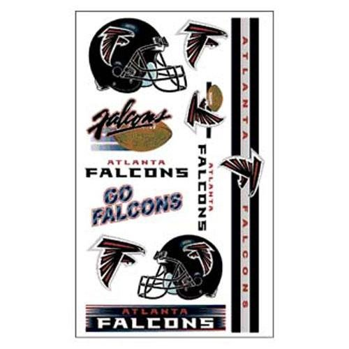 Wincraft NFL Atlanta Falcons 09434091 Tattoos ()
