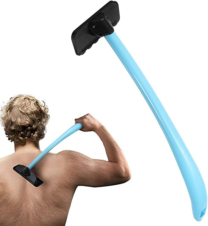 Afeitadora De Espalda Corporal Para Hombre Mango Extralargo ...