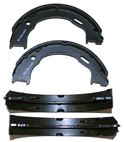 - Monroe BX745 Parking Brake Shoe
