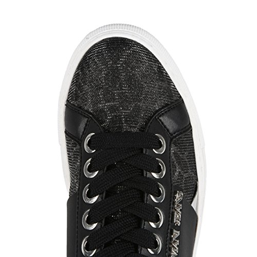 AJ Armani Jeans 925207 Sneakers Damen Gewebe Schwarz