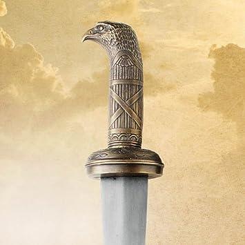 Amazon com: Eagle of Rome Gladius Windlass High Carbon Steel