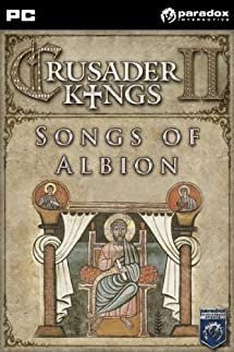 Crusader Kings II: Songs of Albion DLC [Online Game Code]