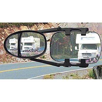 Prime Products 30-0083 Dual Head XLR Ratchet Clip-On Mirror: Automotive