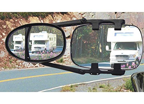 Prime Products 30-0083 Dual Head XLR Ratchet Clip-On Mirror 32810070
