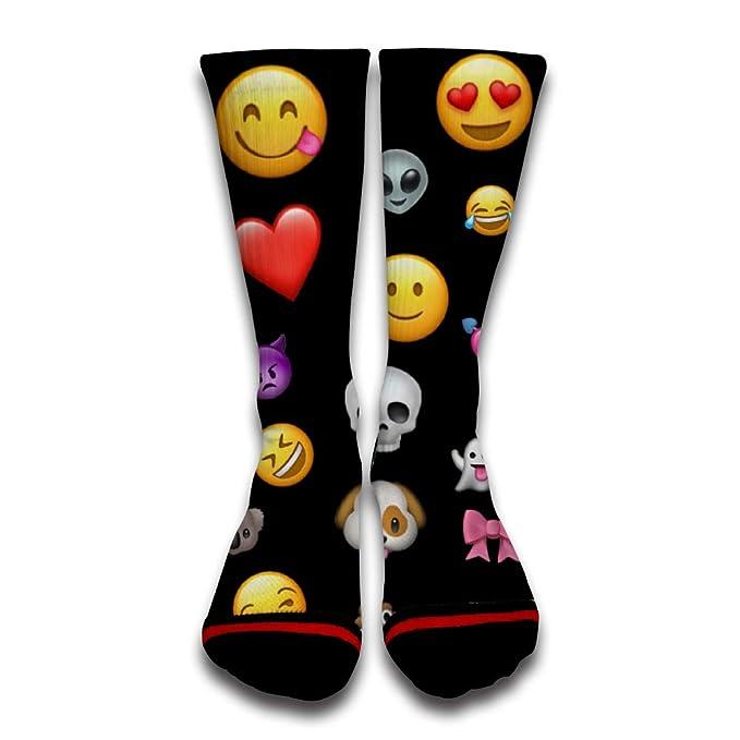 FútbolChico Novedad Calcetines de Algodón para Hombre y Mujer Transpirables Calcetines Gracioso de Negocios y Uso Diario White: Amazon.es: Ropa y accesorios