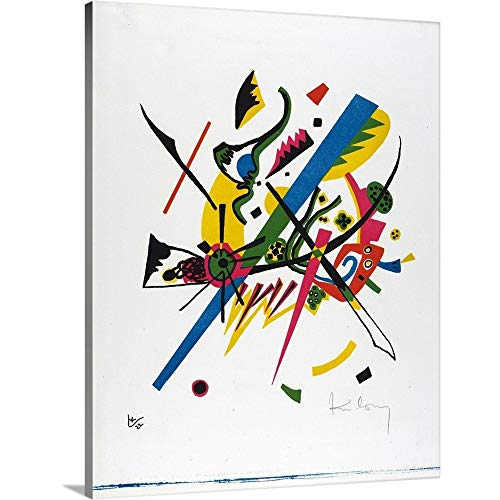 Wassily Kandinsky Premium Thick-Wrap Canvas Wall Art for sale  Delivered anywhere in Canada