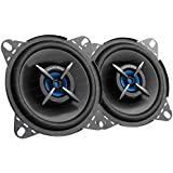 "Sound Boss Soundboss 4"" 2Way Performance Auditor 210W Max Sb-B0102 Coaxial Car Speaker Coaxial Speakers"