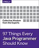 img - for 97 Things Every Java Programmer Should Know: Collective Wisdom from the Experts book / textbook / text book