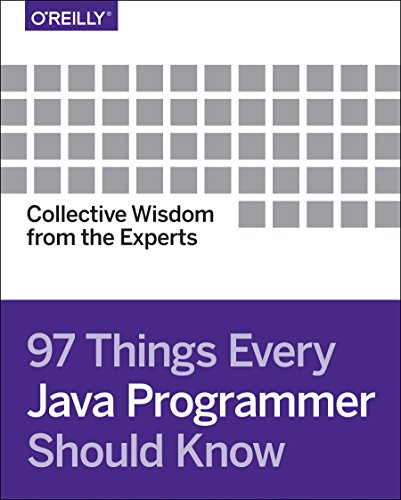 E.B.O.O.K 97 Things Every Java Programmer Should Know: Collective Wisdom from the Experts<br />ZIP