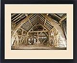 Framed Print of Friars Court Barn DP024475