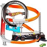 Pista Hot Wheels Oficina Mecânica Motorizada - Mattel