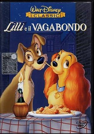 Lilli E Il Vagabondo It Import Amazonde Dvd Blu Ray