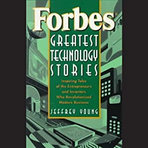 Forbes Greatest Technology Stories Hörbuch