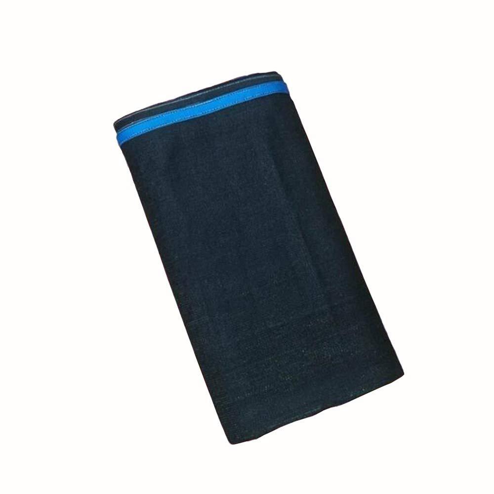 XIAOLIN 90%ブラックガーデンシェードネット/UV耐性シェードセイル/日焼け止めシェード布/ 6針日焼け止めネット (サイズ さいず : 6X6m) 6X6m  B07PR26Z2K
