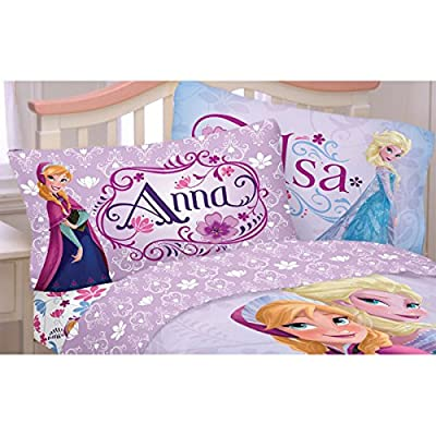 Disney Disney's Frozen Warm Heart Twin Sheet Set