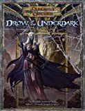 img - for Drow of the Underdark (Dungeons & Dragons d20 3.5 Fantasy Roleplaying) book / textbook / text book