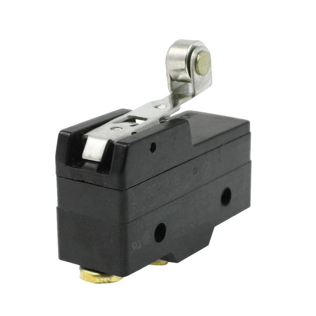 Uxcell a13061400ux0752 Short Roller Lever Type Actuator Limit Switch, Z-15GW22-B